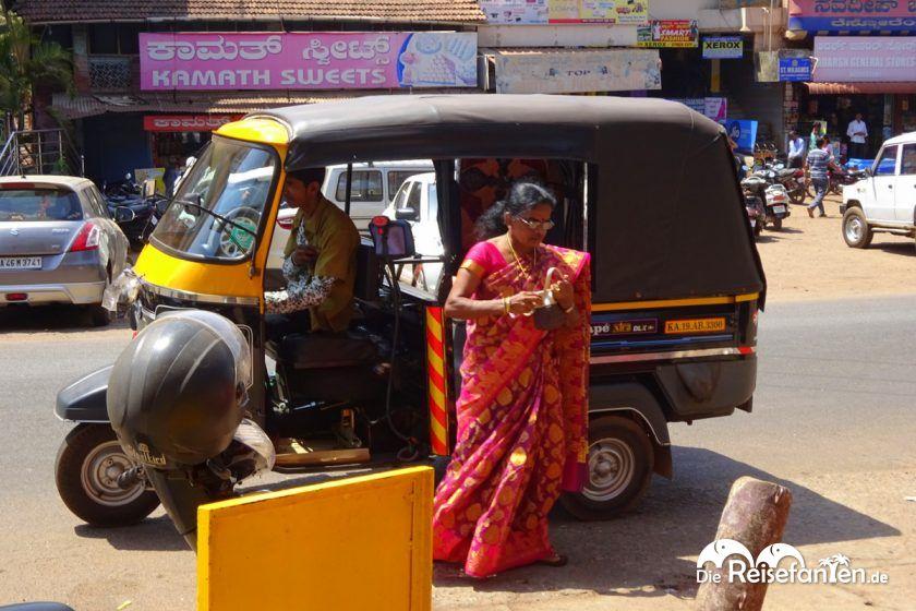 Ein Tag in Goa