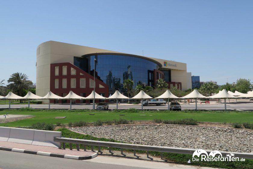 Microsoft Firmensitz in Dubai