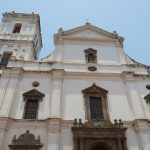 St Francis von Assisi Kirche in Old Goa
