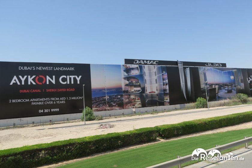 Weitere Neubauten in Dubai