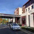 Aussenansicht vom Crowne Plaza Hotel Dublin Airport