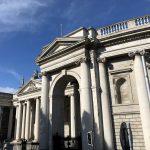 Das Trinity College in Dublin