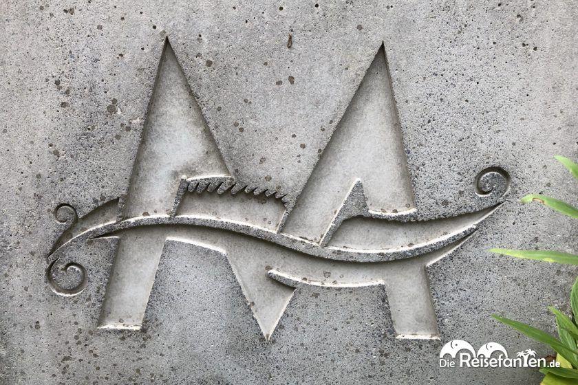 Das Wappen des Malahide Castles
