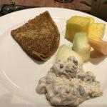 Frühstücksauswahl im Crowne Plaza Hotel Dublin Airport