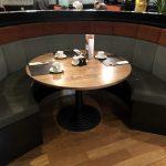Frühstücksbereich im Crowne Plaza Hotel Dublin Airport