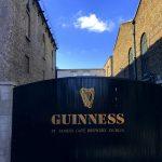 Guinness Brauerei in Dublin