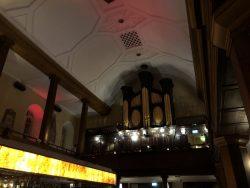 Im Innenbereich der Church in Dublin