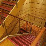 Treppenhaus auf der AIDAbella