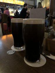 Guinness im The Church in Dublin