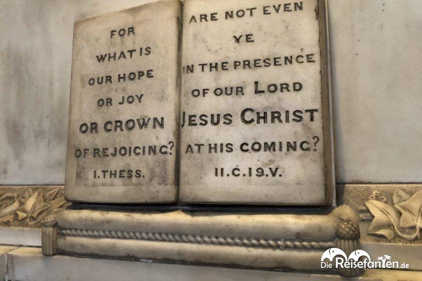 Relikte aus einer vergangenen Zeit im The Church in Dublin