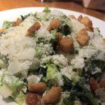 Caesar Salad auf der AIDAbella