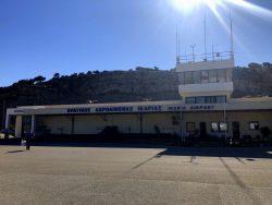 Das Terminal von Ikaria