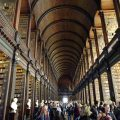 Der Long Room im Trinity College