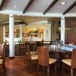 Im Weite Welt Restaurant auf der AIDAbella