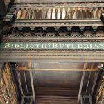 In der Bibliothek des Trinity Colleges