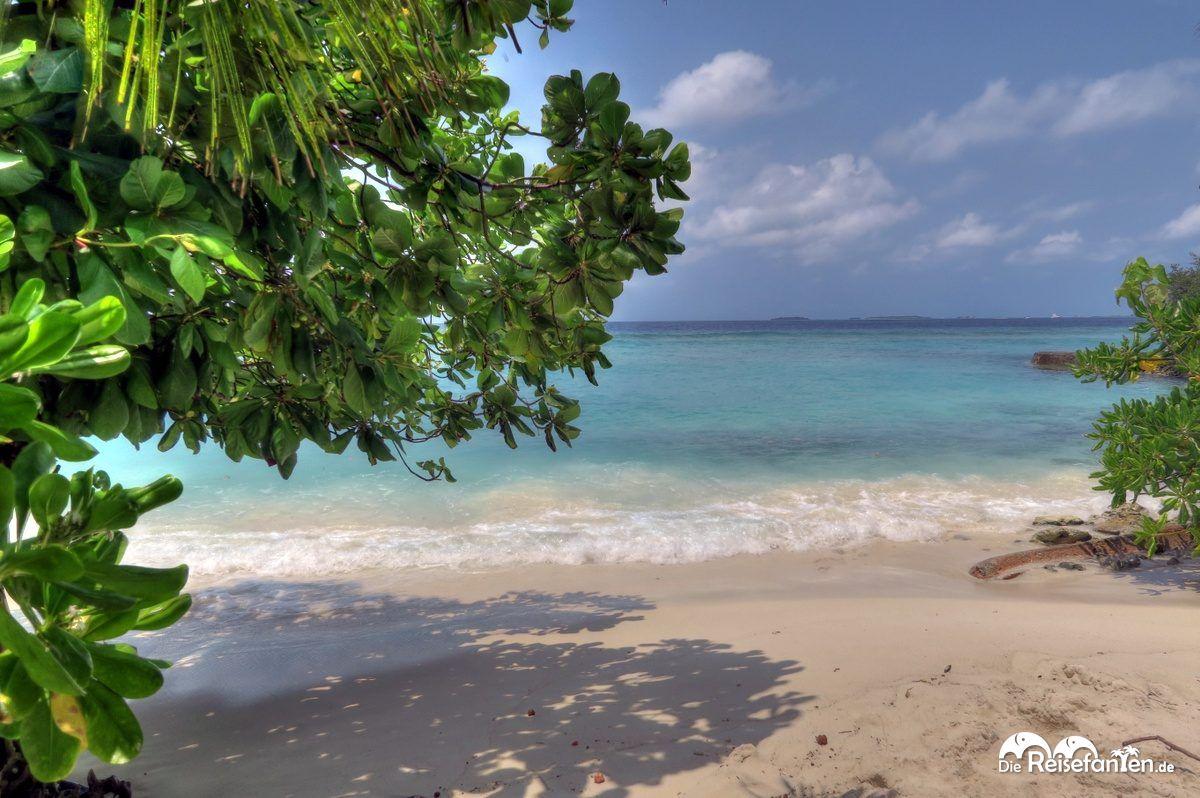 Strand der Malediven