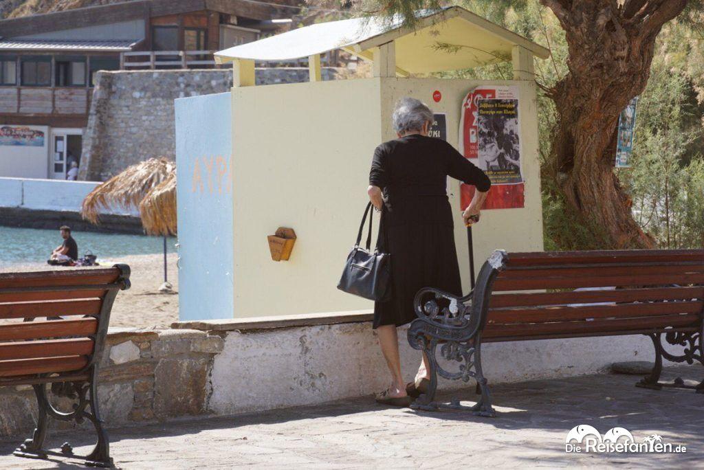 Auf Ikaria bleiben die Einwohner bis ins hohe Alter hinein fit