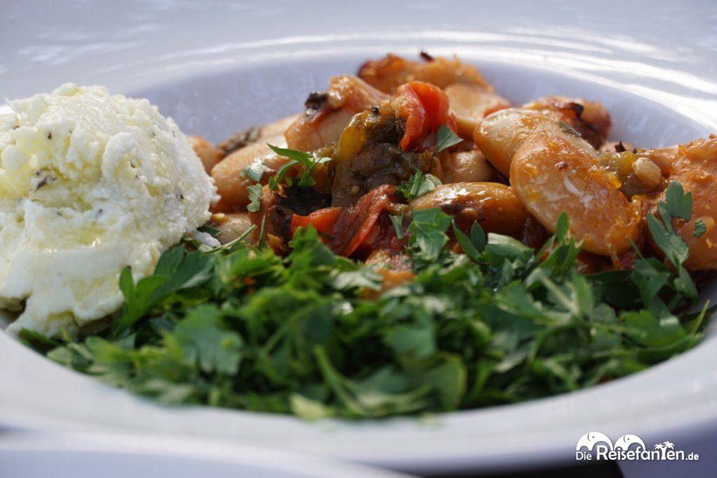Das Essen auf Ikaria ist lecker und gesund zugleich