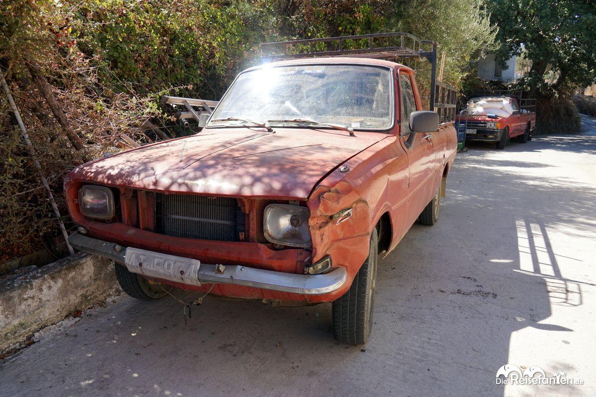 Bei vielen Autos wusste man nicht, ob diese nicht doch noch irgendwie genutzt werden