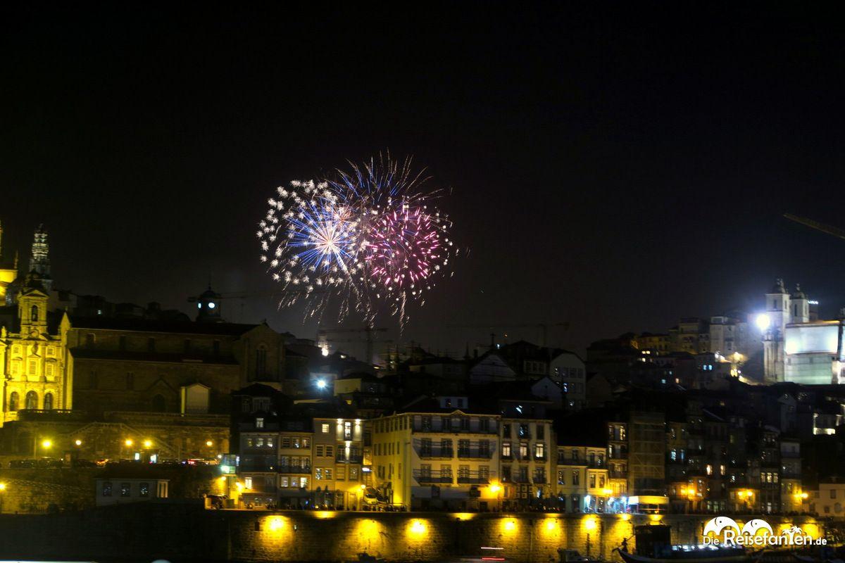 Silvester in Porto