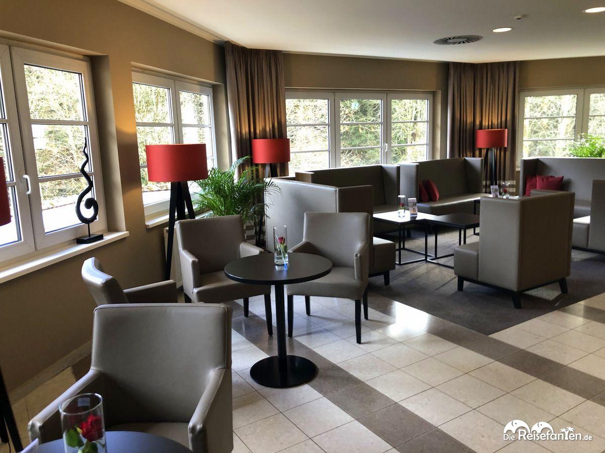 Lobby im Relaxa Hotel Harz Wald