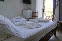 Doppelzimmer im Marina Hotel in Therma auf Ikaria