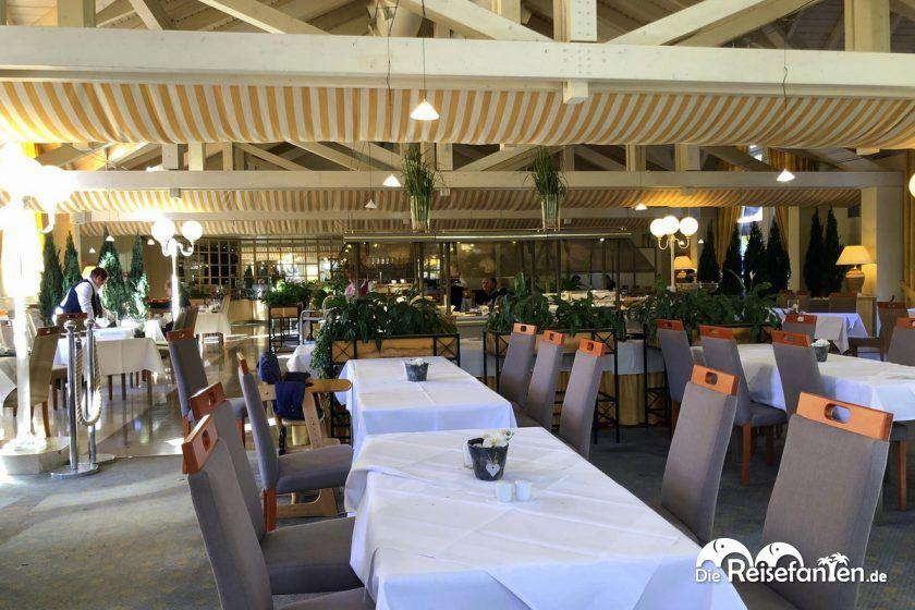 Restaurant im Relaxa Hotel Harz Wald