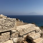 Blick auf Samos