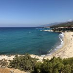 Der Strand von Raches auf Ikaria