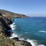 Die Steilküste von Ikaria