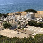 Friedhof am Meer auf Ikaria