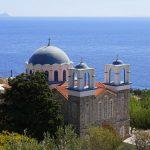 Griechische Kirche auf Ikaria