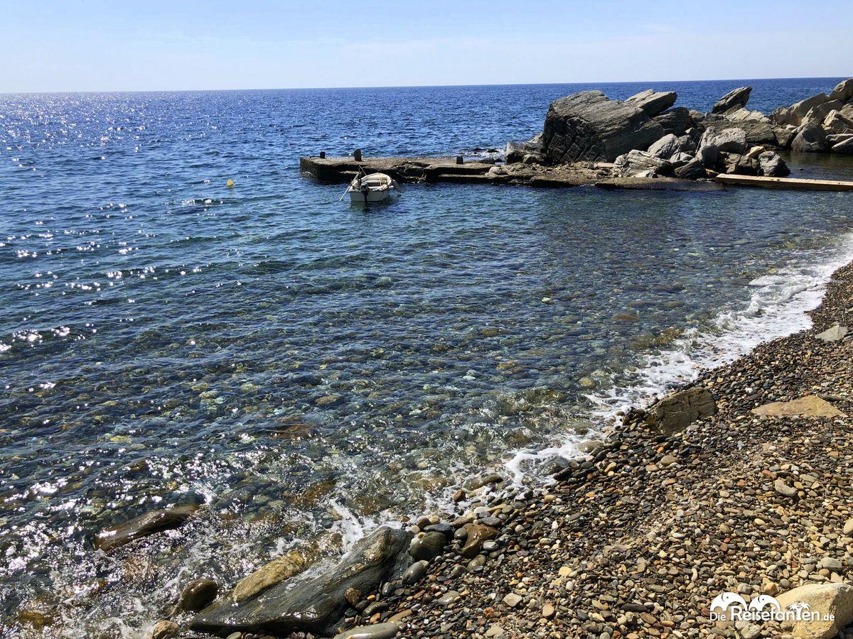 Klares Wasser auf Ikaria
