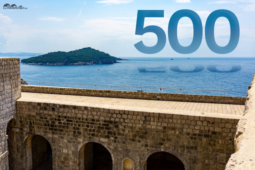 500 Artikel der Reisefanten