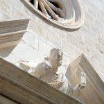 An der Kathedrale von Trogir