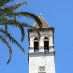Die Kathedrale in Trogir