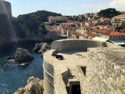 Die Stadtmauer von Dubrovnik