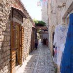 Enge Gassen in Trogir
