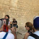 Guide während der Game of Thrones Tour in Dubrovnik