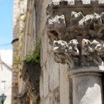 Säule in Trogir