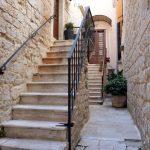 Schöne Treppe in Trogir 3