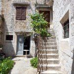 Schöne Treppe in Trogir 6