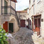 Schöne Treppe in Trogir 7