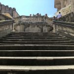 Treppe des Walk of Shame in der Serie Game of Thornes gedreht in Dubrovnik