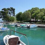 Trogir ist eine Hafenstadt in Kroatien
