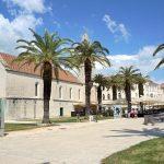 Uferpromenade in Trogir