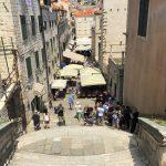 Walk of Shame in der Serie Game of Thrones gedreht in Dubrovnik