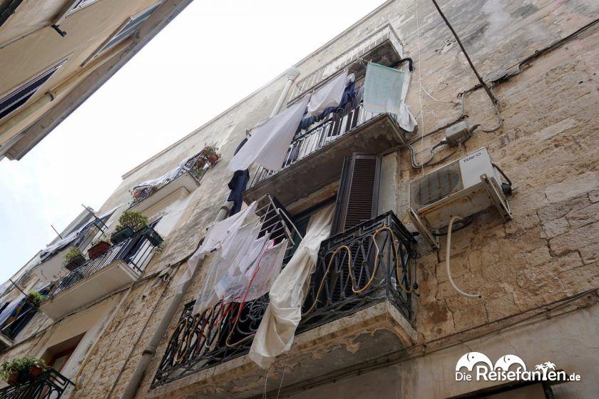 Balkon in Bari
