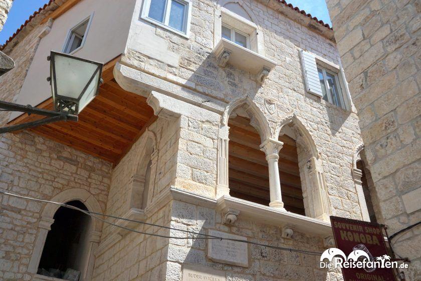 Tolle Gebäude in Trogir