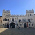 Der Prätorenpalast in Koper